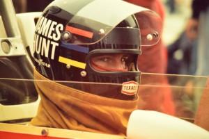 James Hunt  - Formel 1 Motorsport