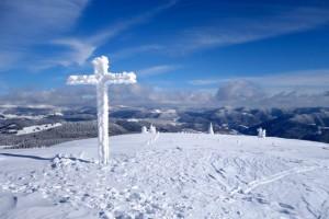 Belchen Gipfelkreuz
