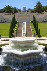Haifa - Bahai Garten