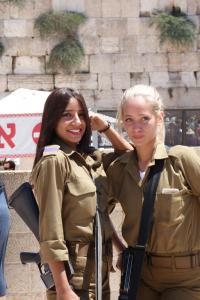 National Service Beauties - Jerusalem