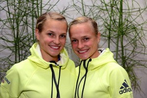 Lisa und Anna Hahner (HahnerTwins) - Marathon