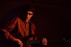 Aaron Cruz - A Love Electric