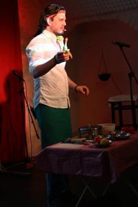 Sebastian Natto - Luksan Wunder Show