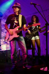 Klaus Bayer (li.), Andrea Kiefer - Blues World