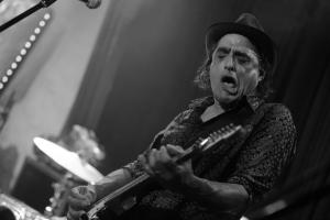 Claude Carranza - The Black Sorrows