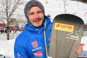 Paul Berg - Snowboardcrosser