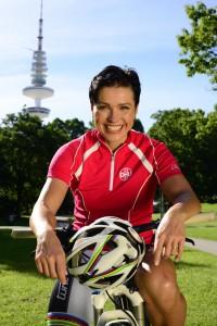 Sabine Spitz - Mountainbike